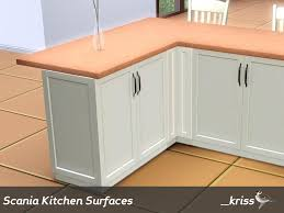 kitchen island counter kriss scania kitchen island counter