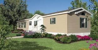 exterior gardening ideas for a mobile home paint shutters green