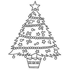 25 free printable christmas coloring pages