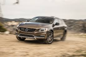 volvo station wagon 2015 2015 volvo v60 cross country first test motor trend