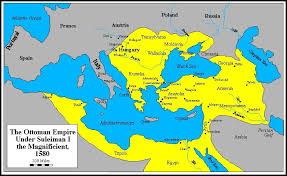 Map Of Ottoman Empire 1500 Ottoman Empire Map 1500 Search Historia 11th