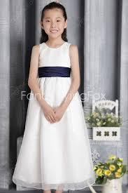 affordable jewel neckline sleeveless a line tea length flower