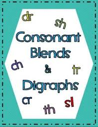 28 best digraphs and blends images on pinterest consonant blends