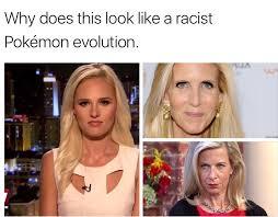 Pokemon Evolution Meme - racist pokémon evolution politicalhumor