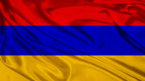 Red Orange Flag National Flag Of Armenia A Symbol Of Courage And Hope