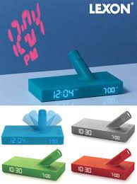 Alarm Clock With Light On Ceiling Kaminorth Shop Rakuten Global Market Adjustable Projected Lexon