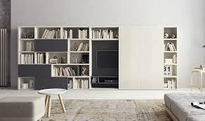 Modern Wall Bookshelves Wall Units Marvellous Large Wall Bookshelves Large Wall