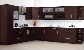 Kitchen Cabinet With Glass Espresso Kitchen Cabinets With Glass Doors Ideas