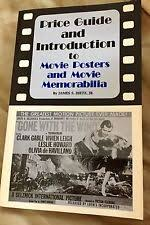 movie memorabilia price guides ebay