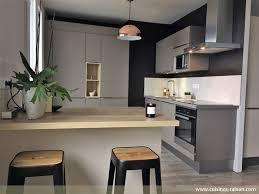 cuisine carré modles de cuisines quipes ilot de cuisine moderne en bois cuisines