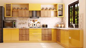 Modular Kitchen Designs Catalogue Kitchen L Shaped Design