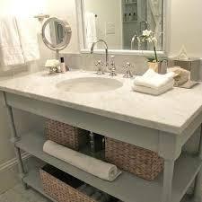 polished nickel gooseneck bathroom faucet design ideas nickel