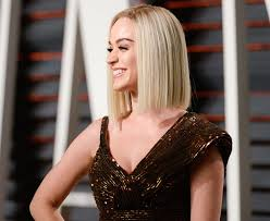 Vanity Fair Katy Perry Katy Perry Looked Like A Shiny New Copper Penny At The