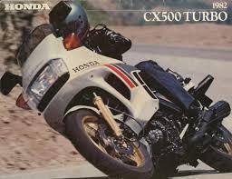 honda 500 honda cx500 turbo