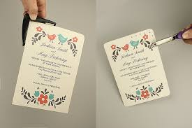 Diy Invitation Card Design Diy Tutorial Free Printable Invitation And Rsvp Card Template