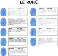 opulenza significato rune cerca con celtica runes