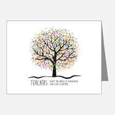 thank you cards for teachers appreciation thank you cards appreciation note
