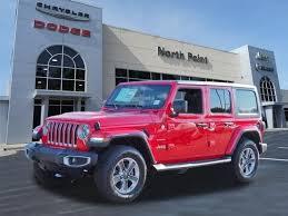 fiat jeep wrangler 2018 jeep wrangler unlimited sahara 4x4 winston salem nc king