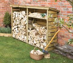 wood store rowlinson large log store gardensite co uk