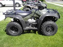 2011 honda fourtrax foreman rub for sale in quincy il smith