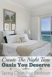Clean Bedroom Checklist Create The Night Time Oasis You Deserve Spring Clean Your Bedroom