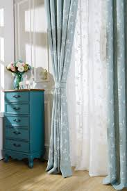 White And Teal Curtains Curtain Teal Sheer Curtains Aqua Light Panels Fearsome Photos