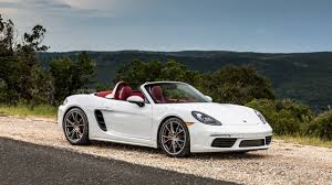 porsche boxster 2017 porsche 718 boxster convertible pricing for sale edmunds