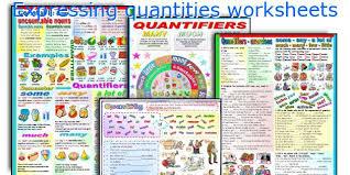 english teaching worksheets expressing quantities
