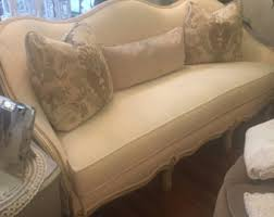 Shabby Chic Sofa Bed by Shabby Chic Couch Etsy