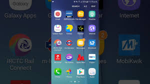 create folder on android how to create folder on the apps screen in samsung galaxy android