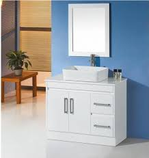 900mm Bathroom Vanity by Vanity Bathroom 900mm Unit With Mirror And Free Faucet