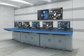 Control Room Desk Dynamic Control Rooms Control Room Console Design