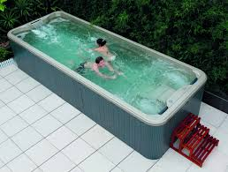 petite piscine enterree bois petite taille