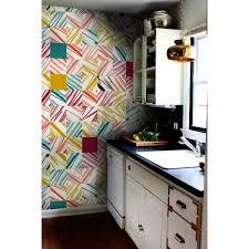 papier peint cuisine lavable papier peint cuisine lessivable une creation unique et originale