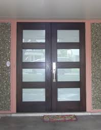 wood and glass exterior doors modern wood door gallery u2013 the front door company