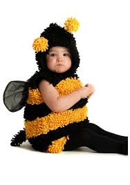 Infant Boy Costumes Halloween Baby Stinger Bee Costume Halloween Costumes
