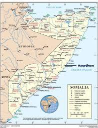 Map Of Somalia Somalia It U0027s On Theoptimisticconservative U0027s Blog