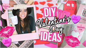 Valentine S Day Homemade Gift Ideas by Diy Valentine U0027s Day Affordable Gifts Easy Decor U0026 Cards