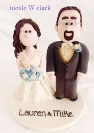 wedding gift bride and bride wedding cake toppers