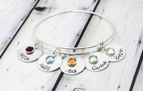 sterling silver personalized jewelry sterling silver personalized bracelet sted jewelry