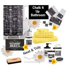 Ralph Lauren Bathroom Accessories by Chalk It Up Bathroom Decor Polyvore