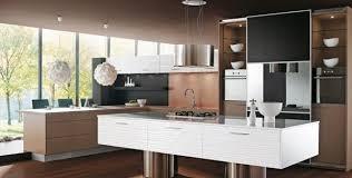 cuisine brun et blanc cuisine brune et blanche photo 8 25 des suspensions design
