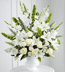 white flower arrangements large assorted white flower arrangement antonio flowers miami fl