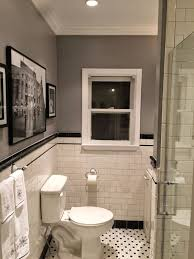black and white tile bathroom ideas best 25 1920s bathroom ideas on vintage bathroom