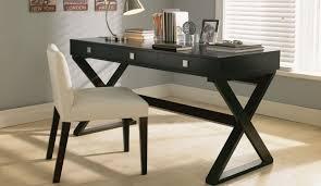 Small Black Desks Black Desks For Small Spaces Lustwithalaugh Design Black