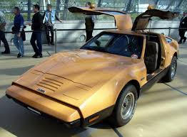 gold color cars bricklin sv 1 wikipedia
