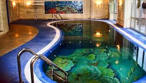 3d flooring make a 3d flooring for your swimming pool with epoxy paint 3d