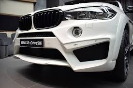 widebody bmw x6 xdrive50i by ac schnitzer is an attention grabber