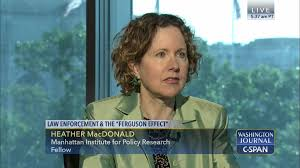 Donald Macdonald by Heather Macdonald Discusses Ferguson Effect Jun 27 2016 C Span Org