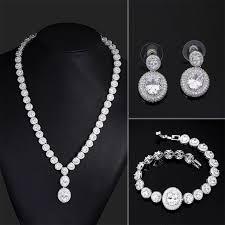 diamond necklace earring set images 7 best unusual images diamond necklace earring jpg